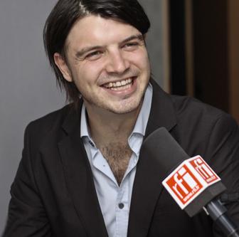 Photo of Daniel Finnan by Agata Wolanska