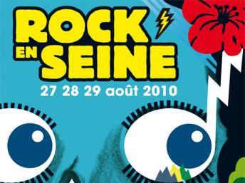 Rock en Seine poster