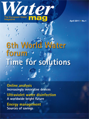 Water Mag Issue 1 April 2011