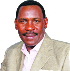 Ezekiel Mutua, Information Secretary