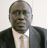 Tharcisse Karugarama